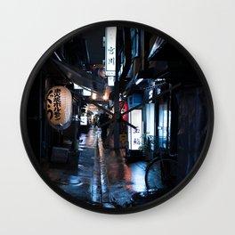 Tokyo 44 Wall Clock