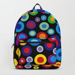 Pop Art Spots Backpack