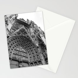 Rouen Cathedral, Normandy, France Stationery Cards
