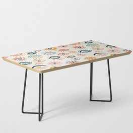Mystic Eyes – Primary Palette Coffee Table