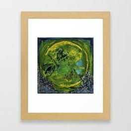 Dragonfly Dance #5 Framed Art Print