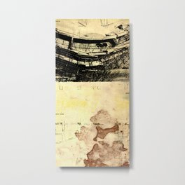 moodboard No.12 Metal Print