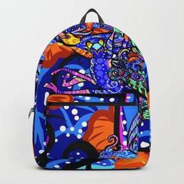 Guardians of Mexico (alebrijes) Backpack
