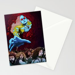 FANTASTIC PLANET  - THE HAND OF TERROR Stationery Cards
