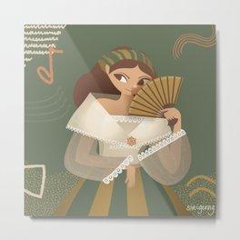 Harana (Serenade) (1/2) Metal Print