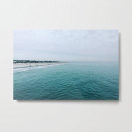 The Endless Sea 2 Metal Print