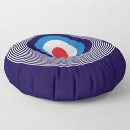 Modernist Kind Of People Floor Pillow