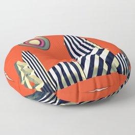 Village Floor Pillow