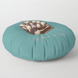 Let them eat cake... Floor Pillow