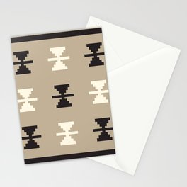 Oden in Tan Stationery Cards