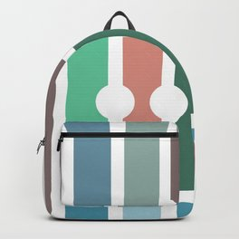 abstract guitar chord - E minor Backpack
