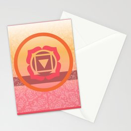 Muladhara  - the root Stationery Cards
