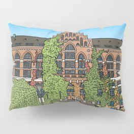 Cambridge struggles: Lund University Pillow Sham