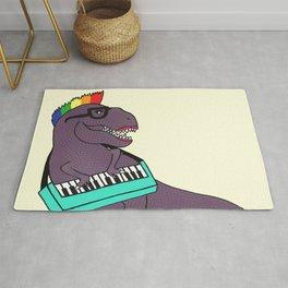T-Rex Keyboard Rug
