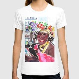 MARSHA P. JOHNSON  T-shirt