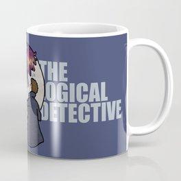 The Strange Man And The Logical Detective Coffee Mug