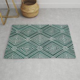 Oriental Pattern Design A6 Rug