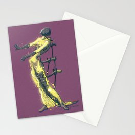 The Burning Giraffe ? Stationery Cards