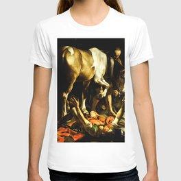 The Conversion of Saint Paul - Caravaggio T-shirt