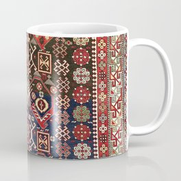 Shirvan East Caucasus Rug Print Coffee Mug