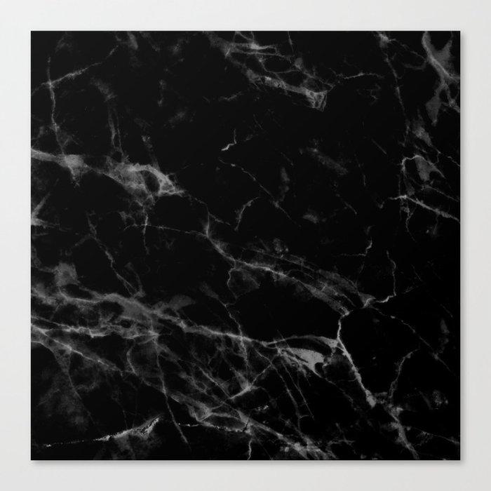 Black Marble Leinwanddruck