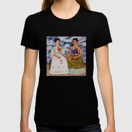 Kahlo - The Two Fridas T-shirt
