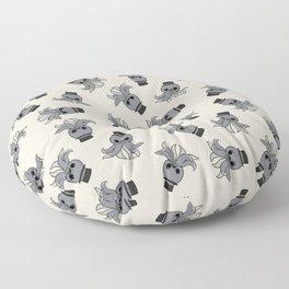 Mister Dapperpus Floor Pillow