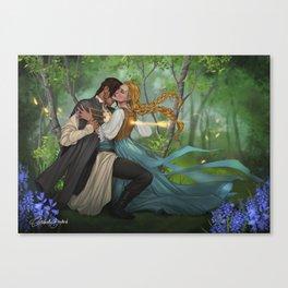 Bodony & Tarna Canvas Print