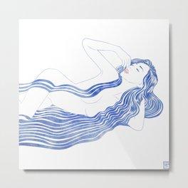 Water Nymph XXXVI Metal Print