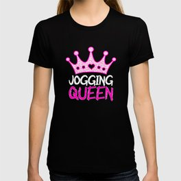 Jogging Queen T-shirt