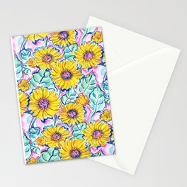 Sunflower Soul Stationery Cards