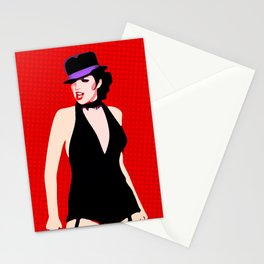 Liza Minnelli   Cabaret   Pop Art Stationery Cards