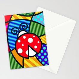 Lucky Ladybug Stationery Cards
