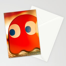 Retro Ghost Stationery Cards