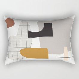 // Artefact #8 Rectangular Pillow