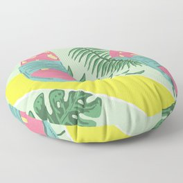 Summer-Socks & Style Floor Pillow