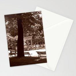 Parc Monceau Stationery Cards