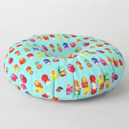 Dollies Floor Pillow