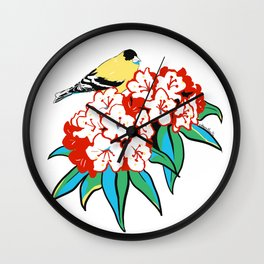 Washington State Wall Clock