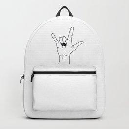 rock! Backpack