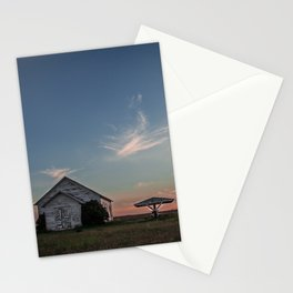 Galpin Church, Montana Prairie Stationery Cards