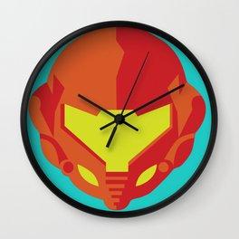 Samus - Metroid Wall Clock