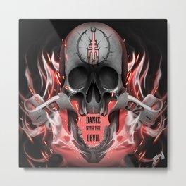 1992 devils Metal Print