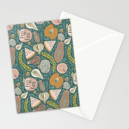 peas on earth Stationery Cards