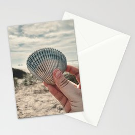she sells sea shells Stationery Cards