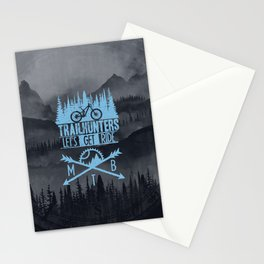 Trailhunters Stationery Cards
