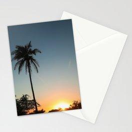 Sunset in Kiheh, Maui, Hawaii Stationery Cards