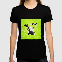 NATURE ISLAND TEXTURE T-shirt