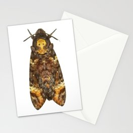 Hawkmoth Stationery Cards
