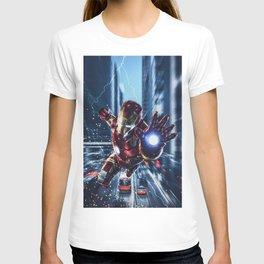 Avenged! Iron Man T-shirt